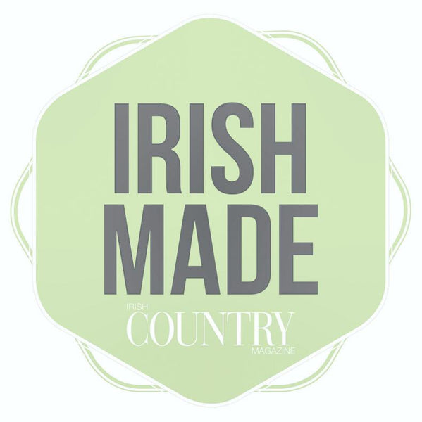 We've been nominated for the Irish Made Awards!
