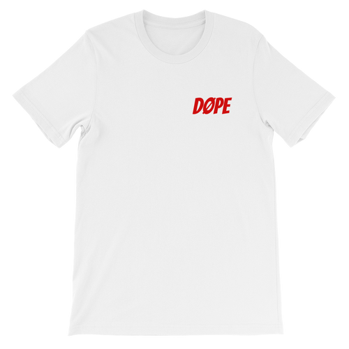 Red Døpe Tee
