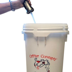 Dog Water Dispenser Top Fill