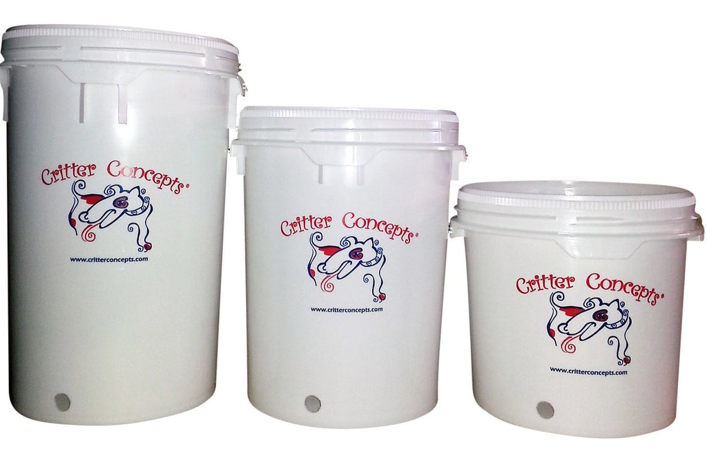 Critter Cooler Containers
