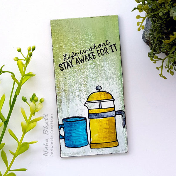 stay awake fridge magnet