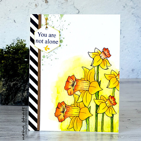 Daffodils - You are not alone