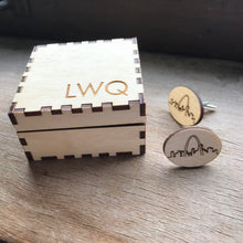 Cufflink and Box Set