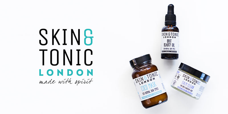 Marca do Mês de Abril 2019: Skin & Tonic London