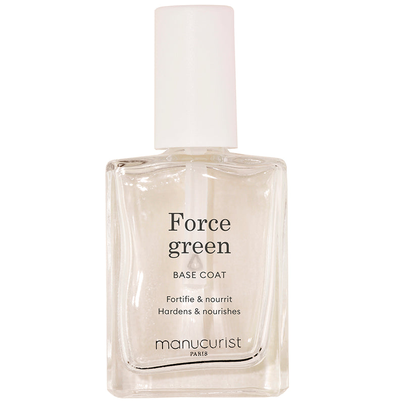 Verniz Base Green Force Manucurist Green