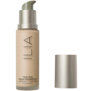 Maquilhagem-Base Líquida True Skin Serum Foundation-ILIA-The Green Beauty Concept