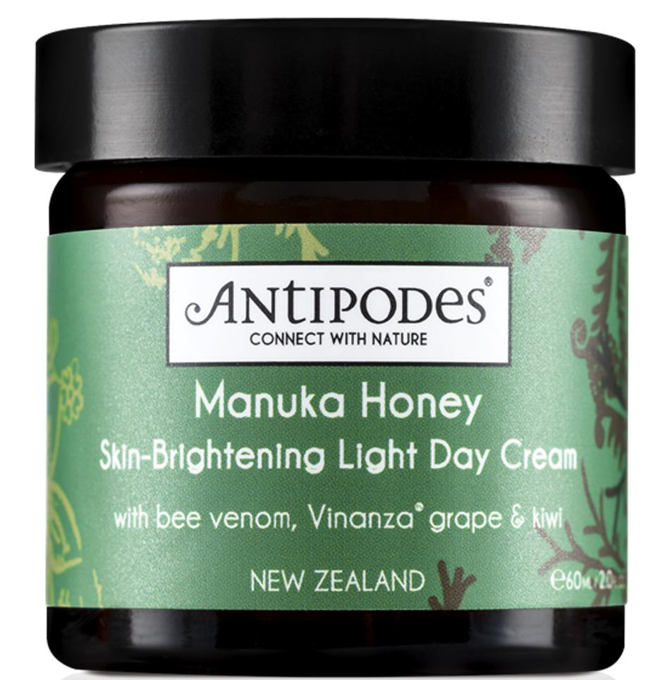 Creme de Dia Iluminante - Manuka Honey Skin-Brightening Light