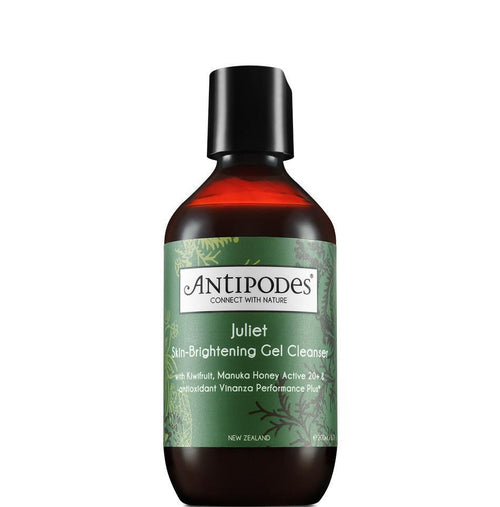 Cuidados de Pele-Juliet Skin-Brightening Gel Cleanser-Antipodes-The Green Beauty Concept