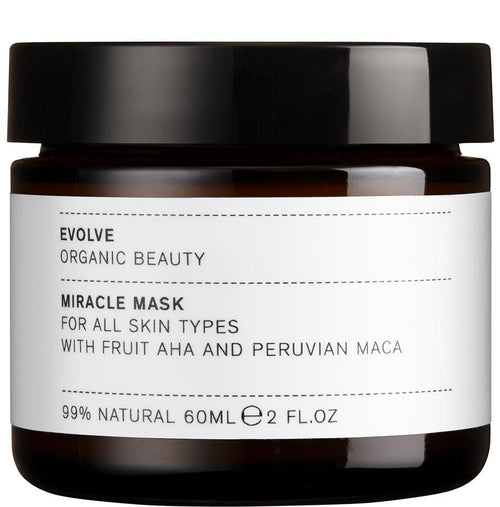 Cuidados de Pele-Máscara Iluminadora - Miracle Mask-Evolve-The Green Beauty Concept