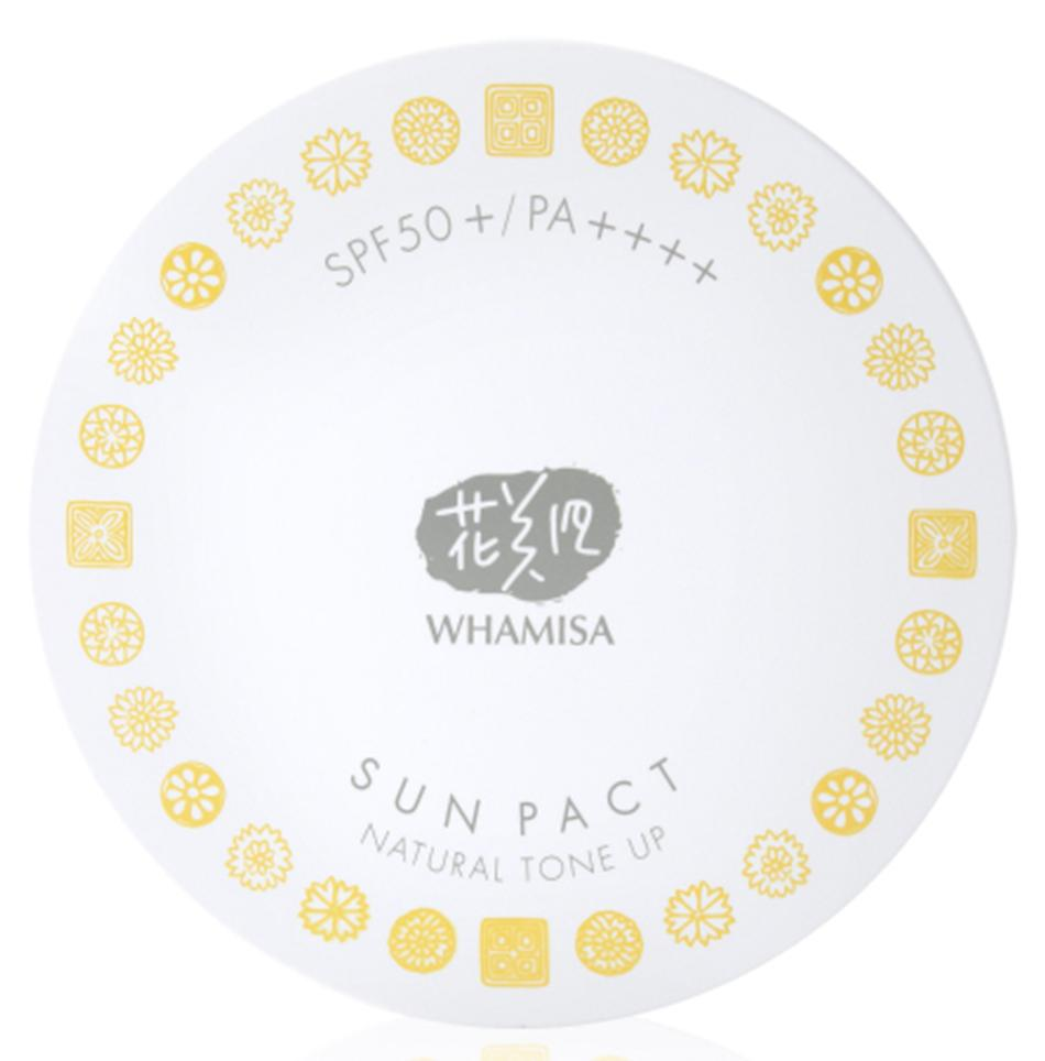 Protetor Solar Sun Pact Natural Tone Up SPF 50+