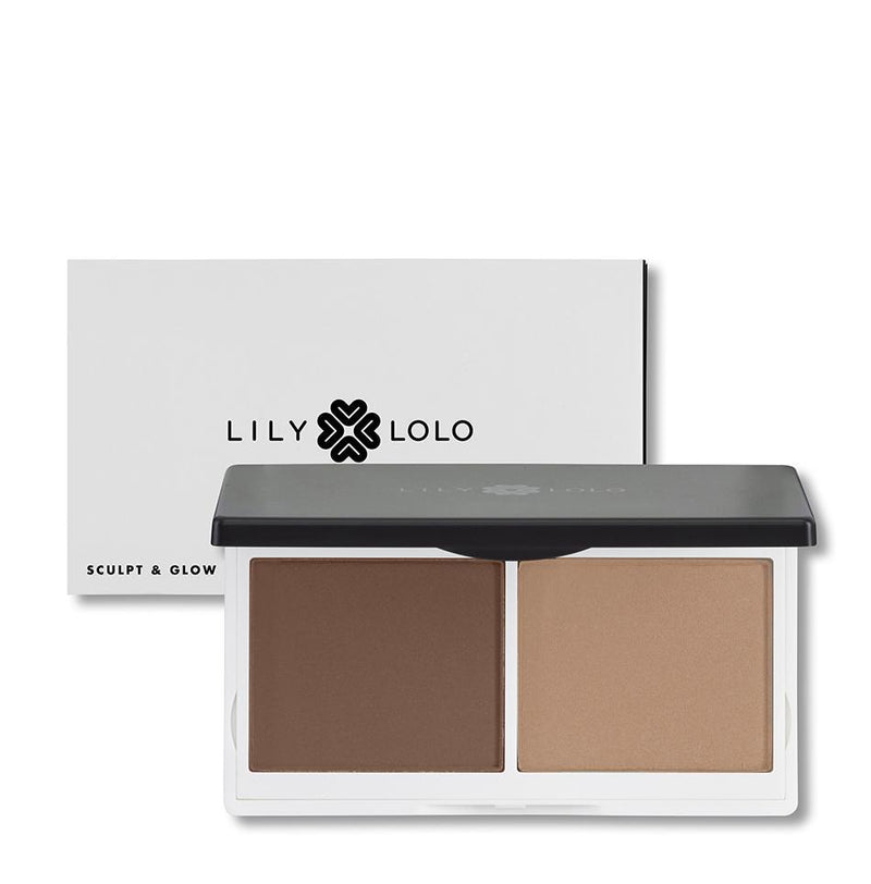 Maquilhagem-Sculpt & Glow Contour Duo-Lily Lolo-The Green Beauty Concept