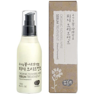 Tratamento Anti-sebo - Organic Flowers Sebum Treatment
