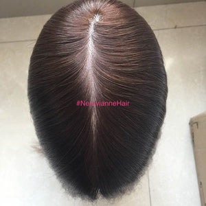 How To Care For Your Medical Wig (Silicone based Wigs)