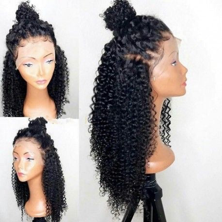Front Lace wig ( Curly)
