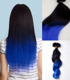 Two Tone/ Ombré Straight Weaves