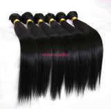 Straight weave ( Single Drawn)
