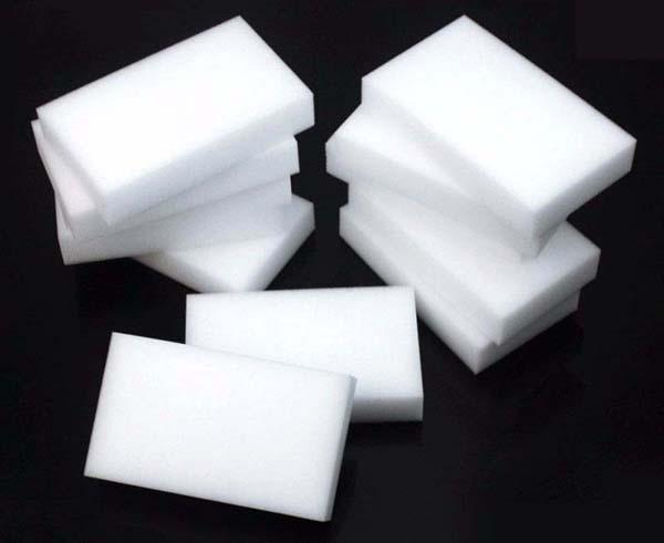 10pcs White Magic Eraser