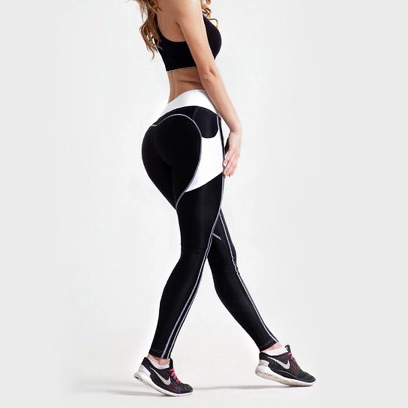 Heart Lined Workout Leggings