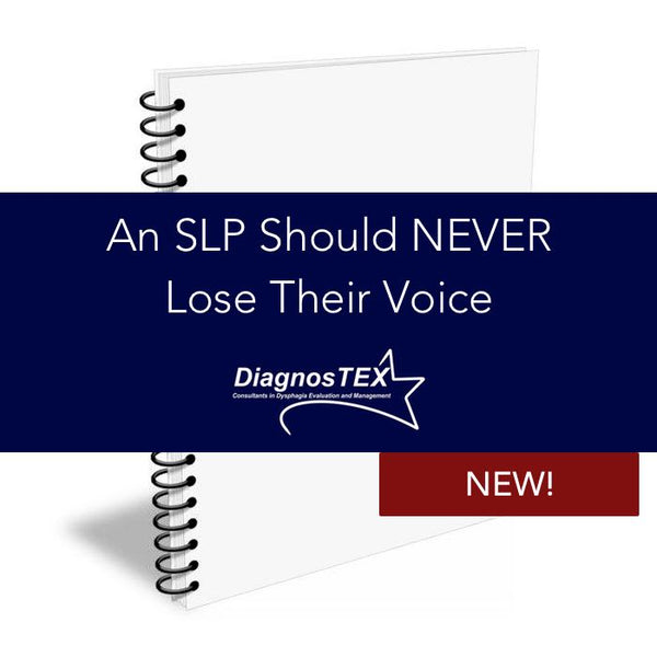 An SLP Should NEVER Lose Their Voice