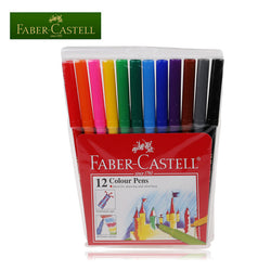 Pen / Pencil FABER-CASTELL  Watercolor Gel Pen Top Quality 12 Color Set