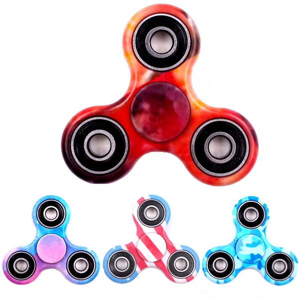 Fidget Toy Hand Spinner For Autism ADHD and ADD 11 Multicolor options to choose from
