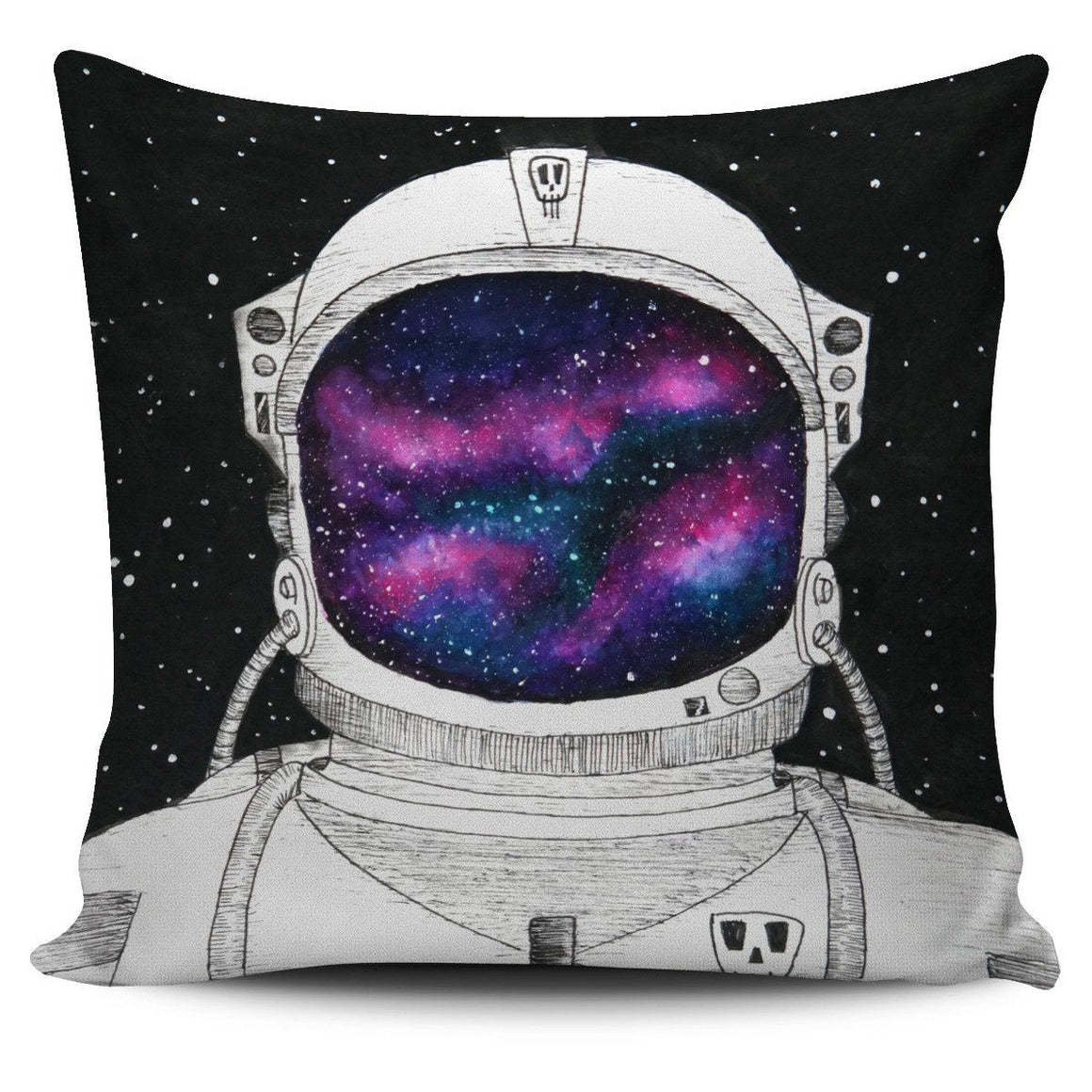 Space Nasa Cat Pillow Covers