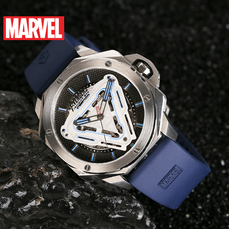 Iron Man Automatic Self-Wind Watch