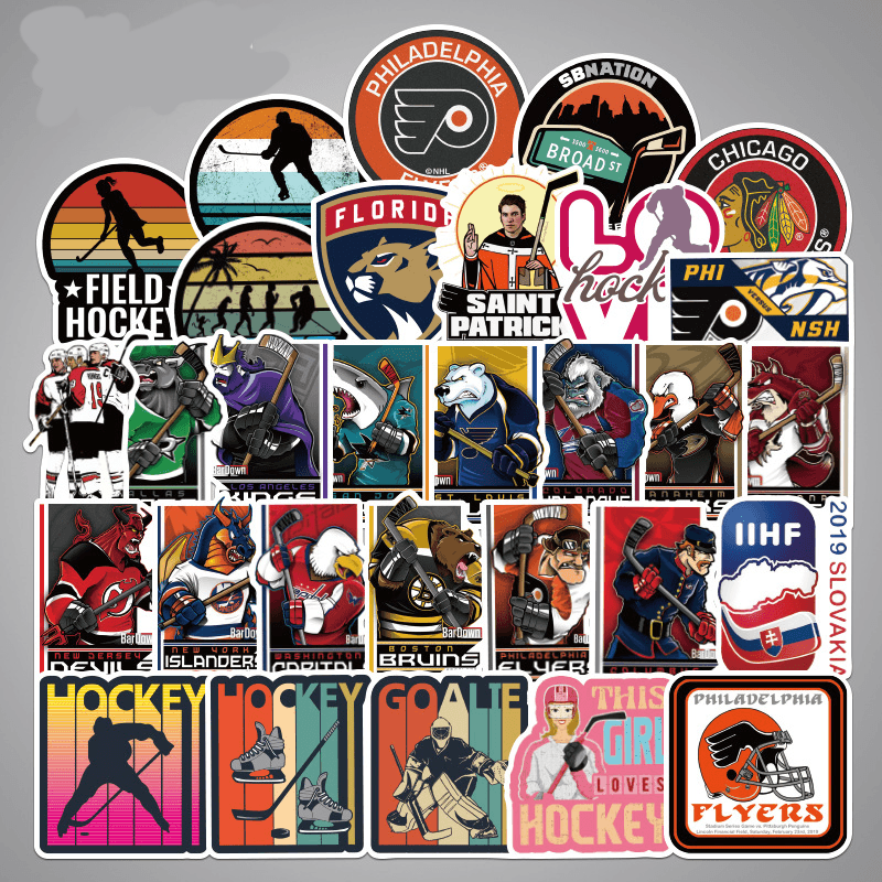 Hockey Stickers
