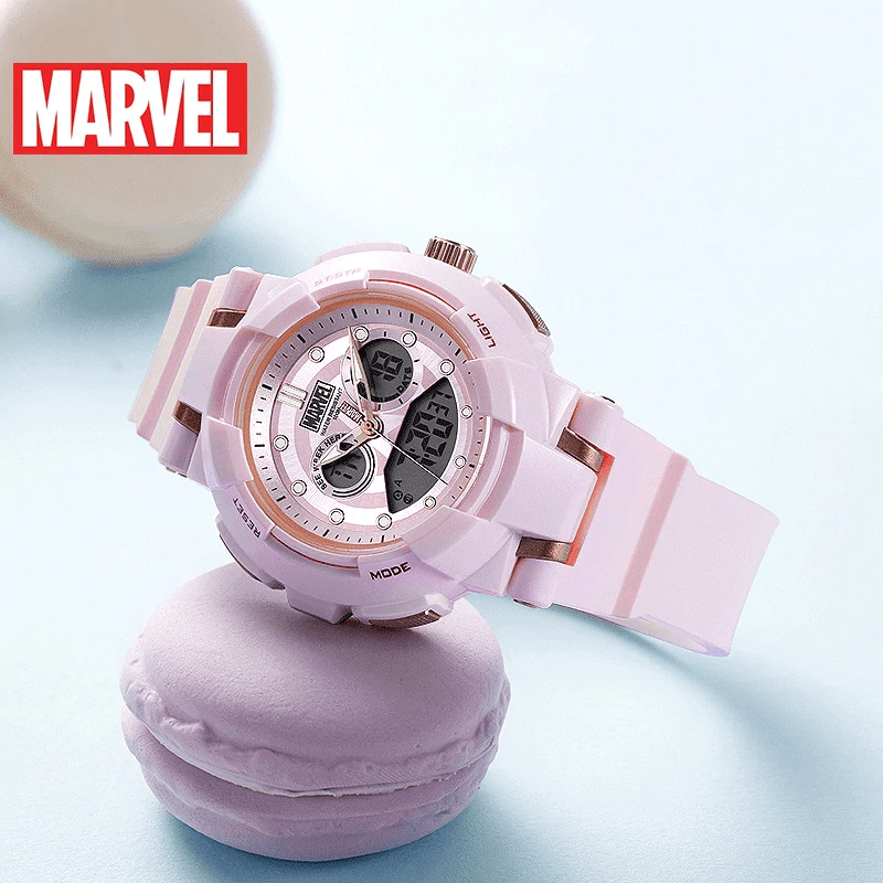 Marvel Genuine Dual Display Watch
