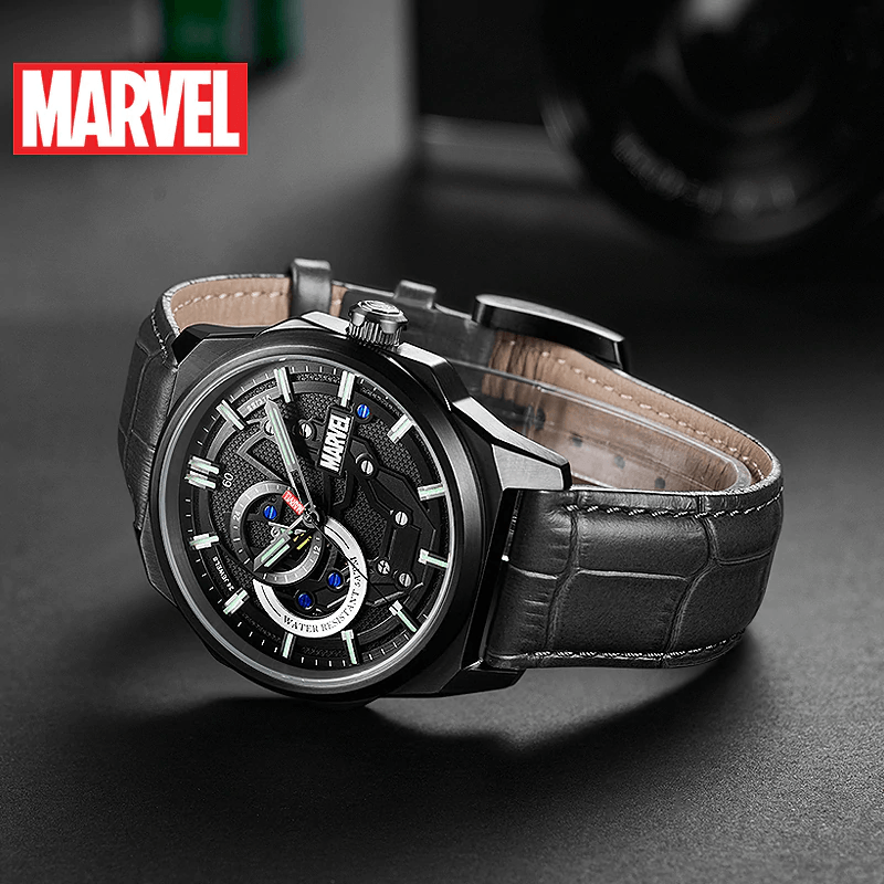 Iron Man Three Dimensional Watch