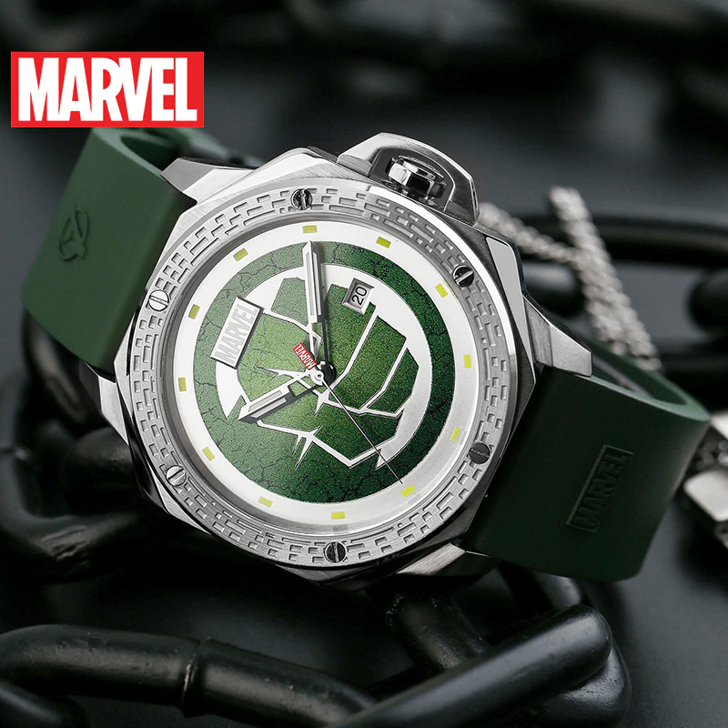 Hulk Genuine Quartz Watch