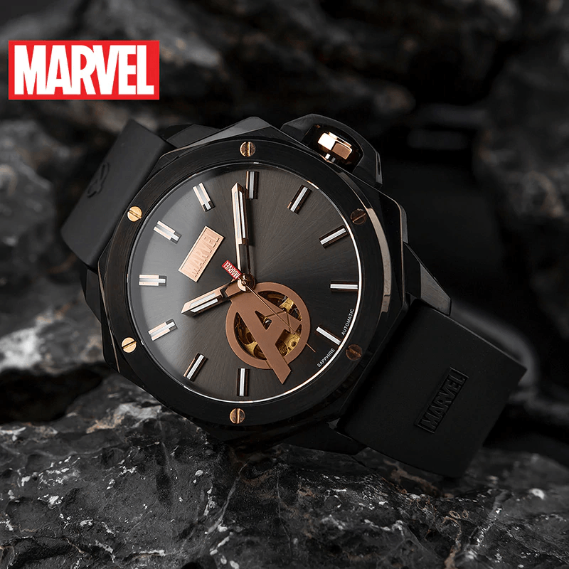 Avengers Automatic Self-Wind Watch