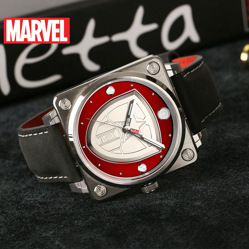 Captain America Quartz Watch