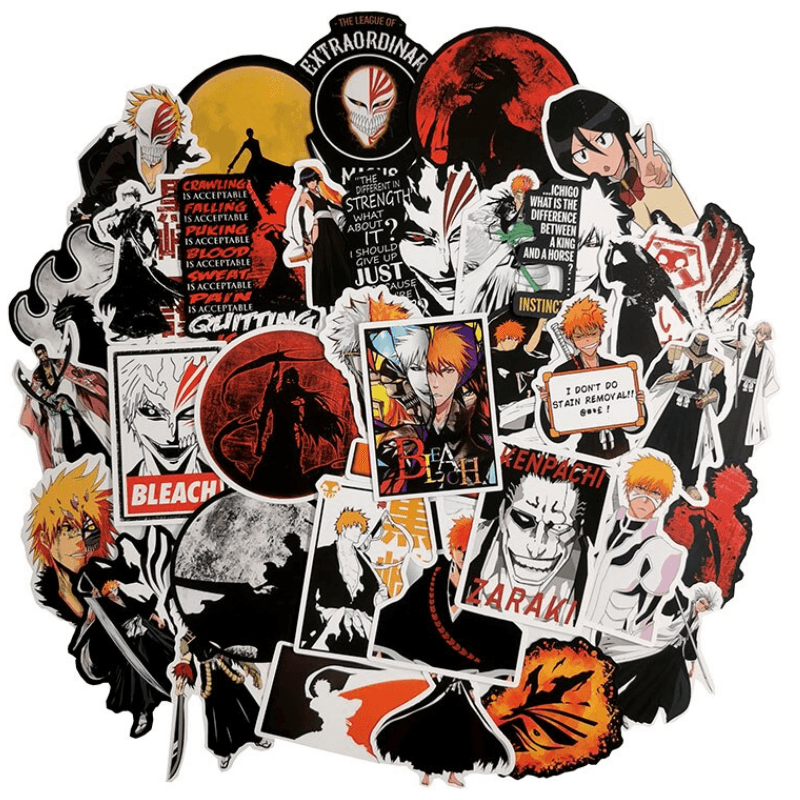 Bleach Cool Stickers