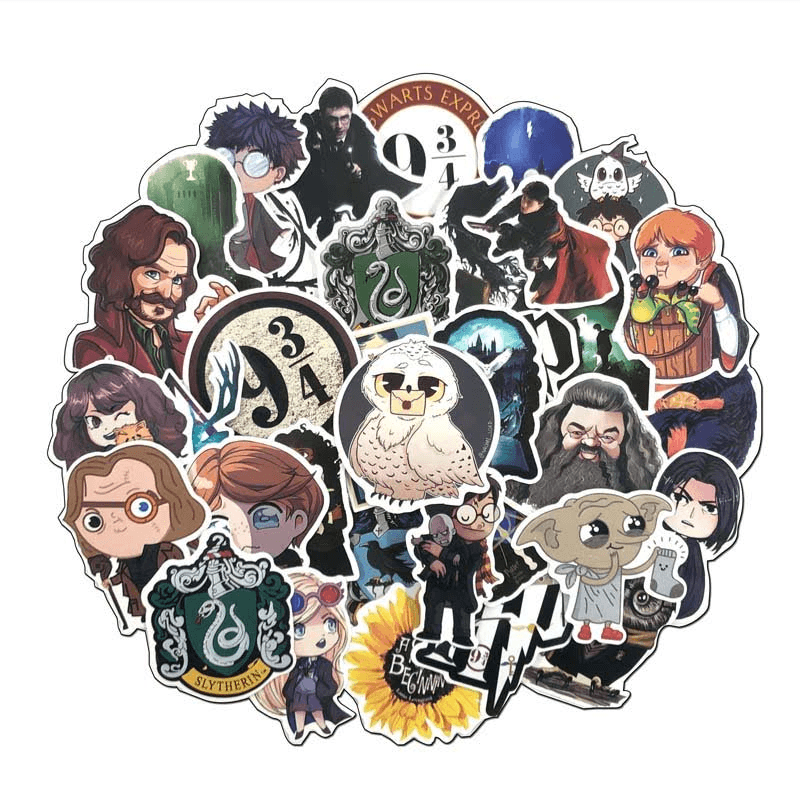 Harry Potter Cool Stickers