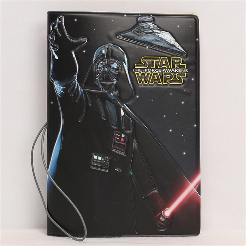 Star War Passport Cover