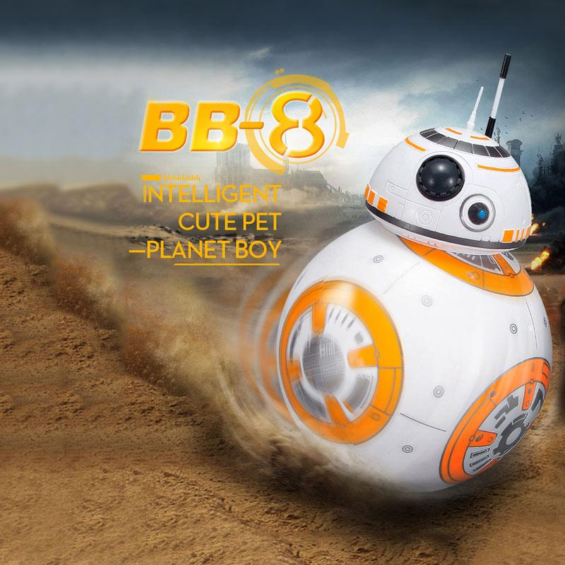 Star Wars RC BB-8 Robot 2.4G Remote Control