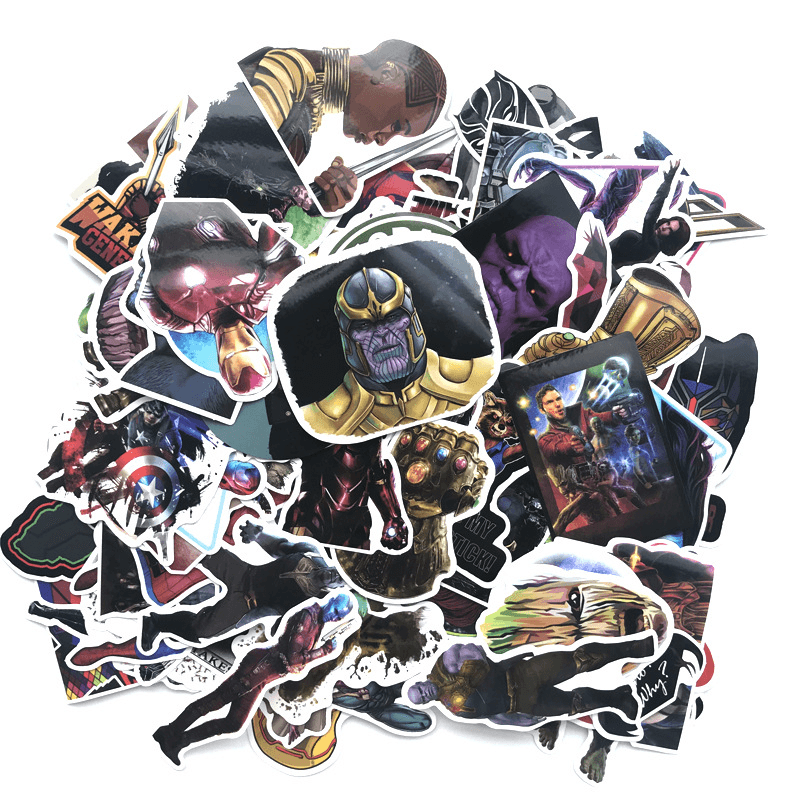 Avengers 4 Stickers