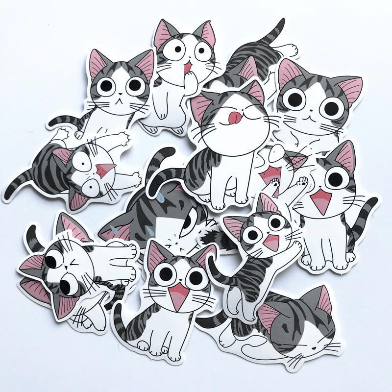 Chi's Sweet Home Stickers