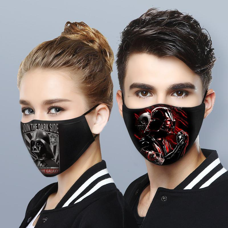 Star Wars Darkside Fabric Mask