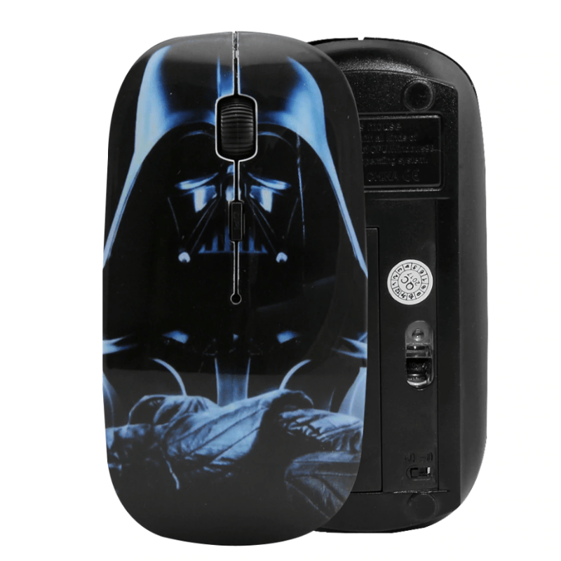 Darth Vader Wireless Mouse