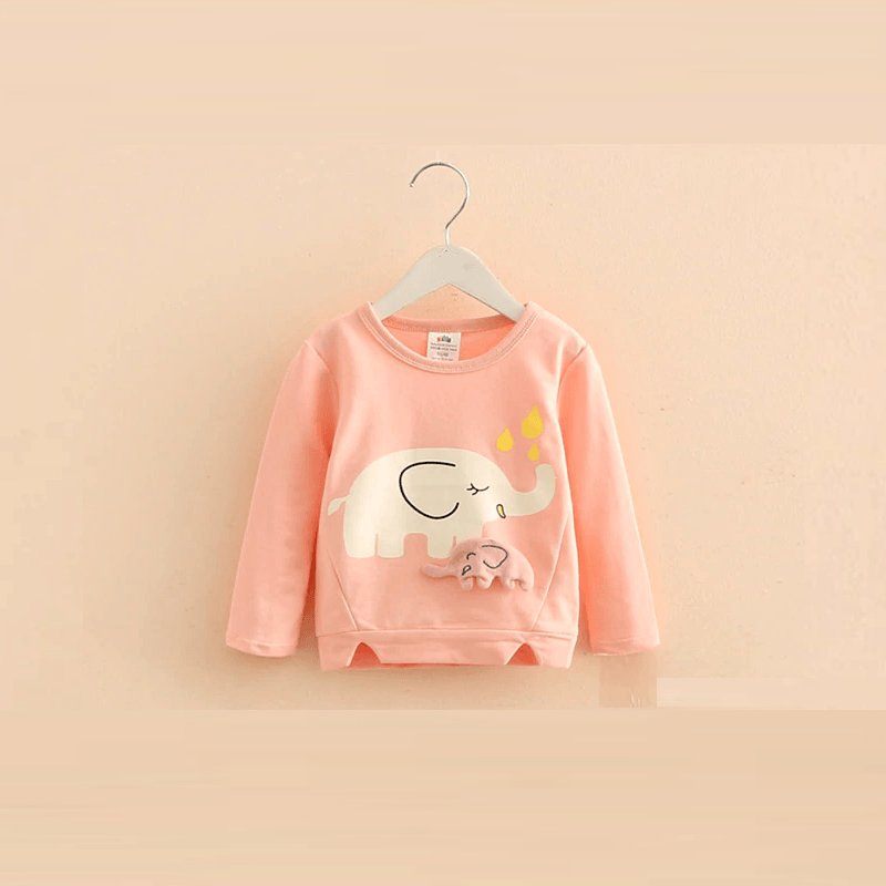 Elephant Luxury Sweatshirt For Kid