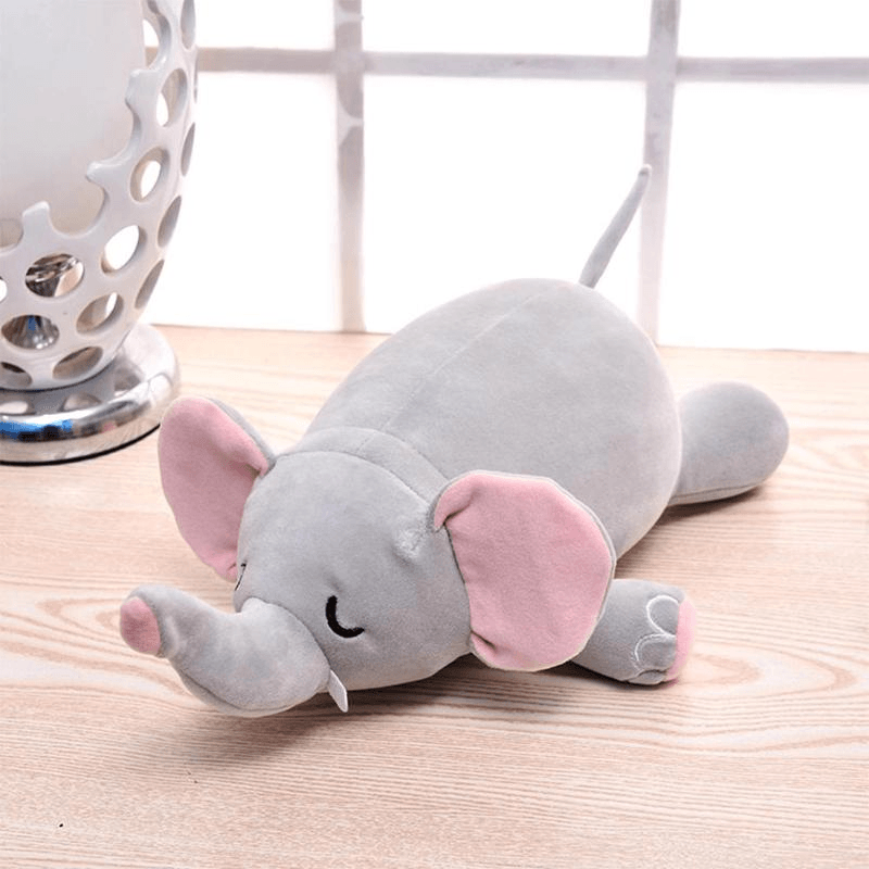 Elephant Transforming Neck Pillow