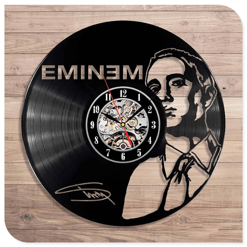 Eminem Wall Clock