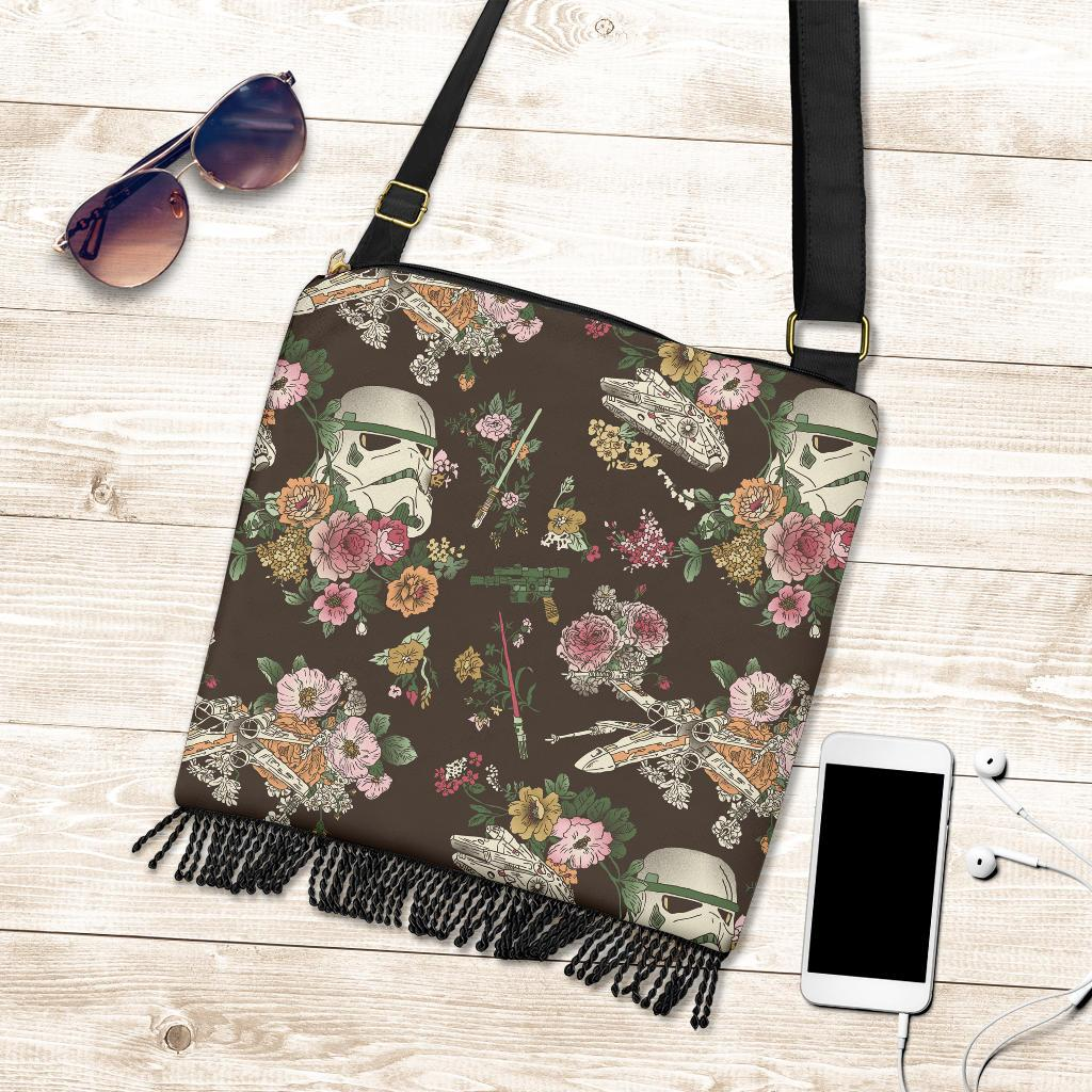 Star Wars Tropical Stormtrooper Boho Handbag