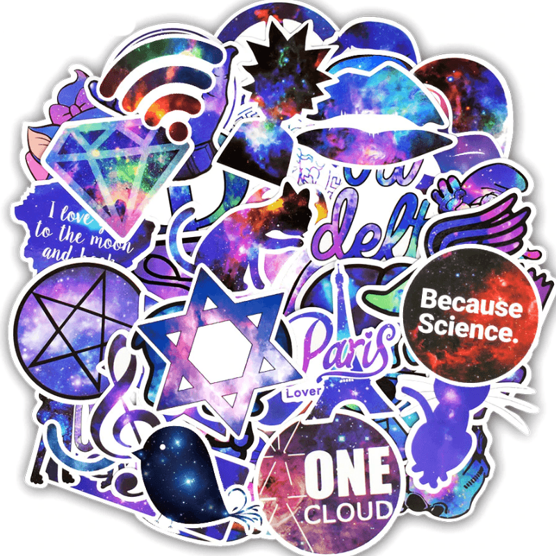 Galaxy Stickers