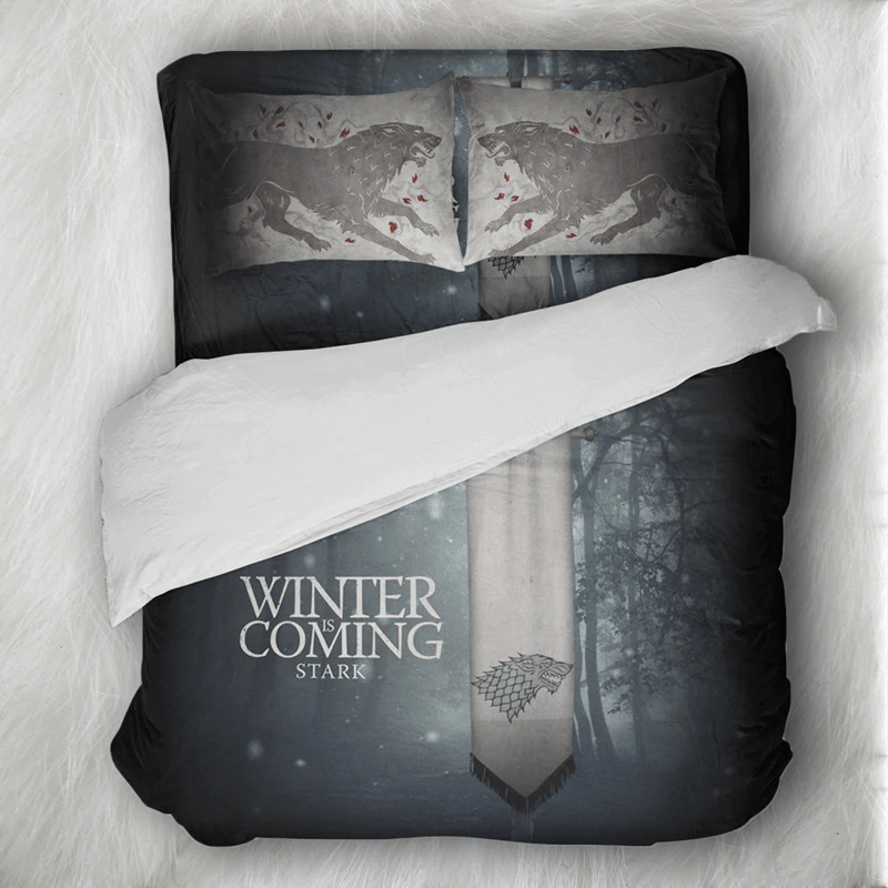 Game Of Thrones Bedding Set