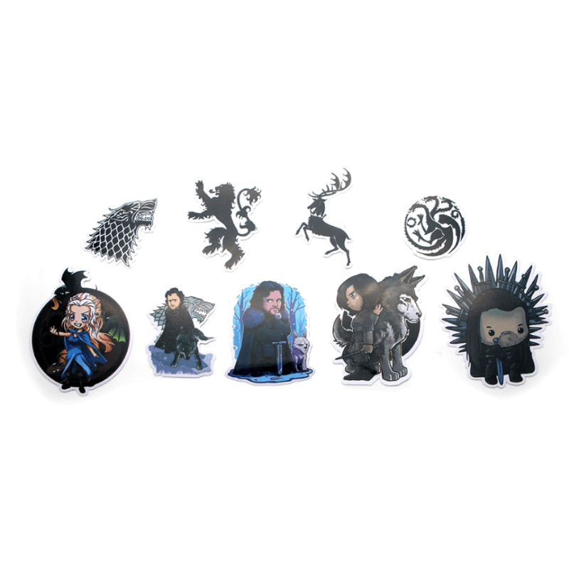 Game Of Thrones Classic Stickers