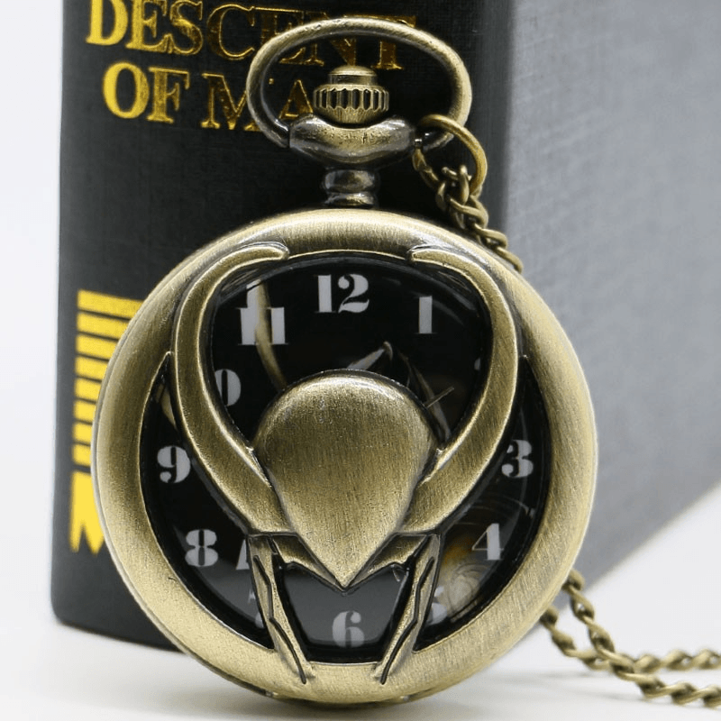 Loki Pocket Watch