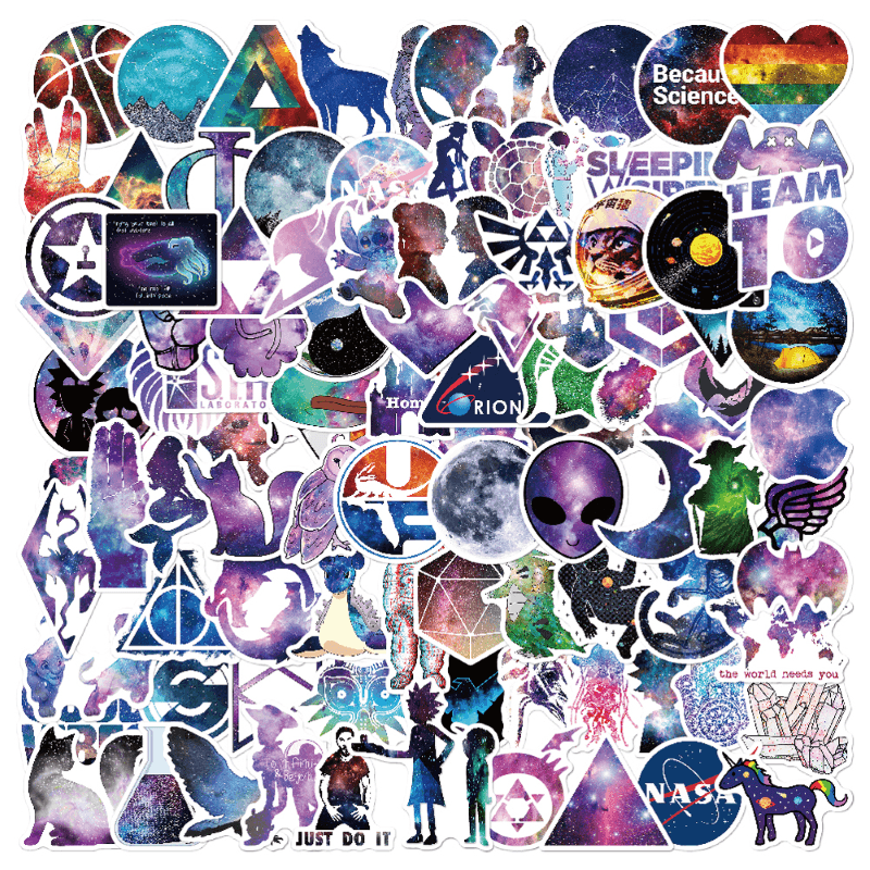 Cosmos Stickers